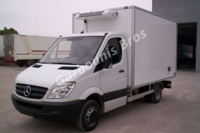 Two-Temperature Mercedes Sprinter