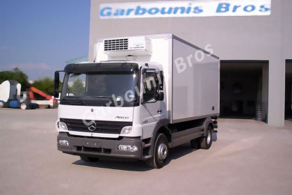 Two-Temperature Mercedes Atego