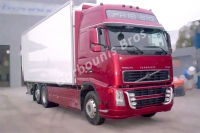Volvo FH16 610 intended for fruit and vegetable transports