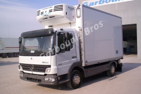 Mercedes Atego intended for meat transports